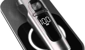 Philips Norelco – S9000 Prestige Qi-Charge Electric Shaver At Best Buy #philipsnorelco #ad