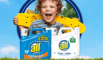 HUGE SAVINGS – Get $5 When You Spend $15 On All Laundry Products At Walmart #ad #allLaundryatWalmart