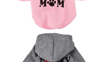 WOW! CHEAP Puppy Hoodies for Valentine's Day!