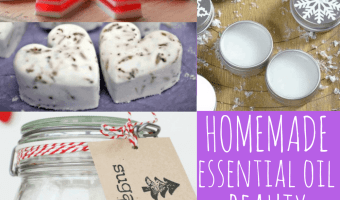 Easy Homemade Beauty Gifts