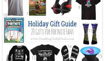 TOP Gifts For Fortnite Fans
