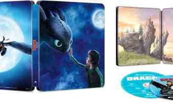 Get Your How to Train Your Dragon: The Hidden World 4K Blu-Ray Collectible Steelbook at Best Buy TODAY #HowToTrainYourDragon #ad