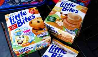 Little Bites Muffin for #BackToSchool – Enter The #LoveLittleBites #Giveaway! #ad