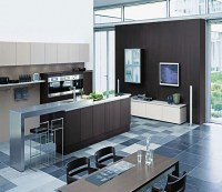 JISHENG kitchen cabinets rta_ high end design | db-kitchen