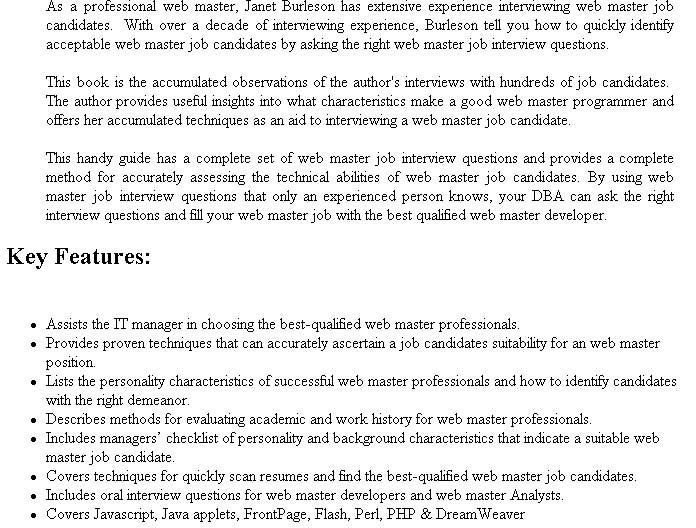Graphic Design Job Interview Questions