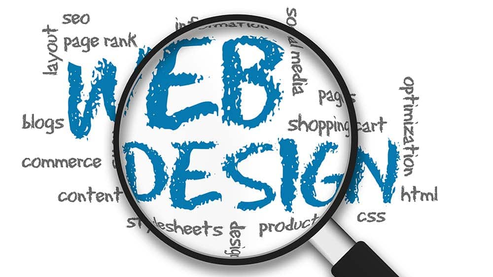 the best web design for ECP's from dba designs and communications