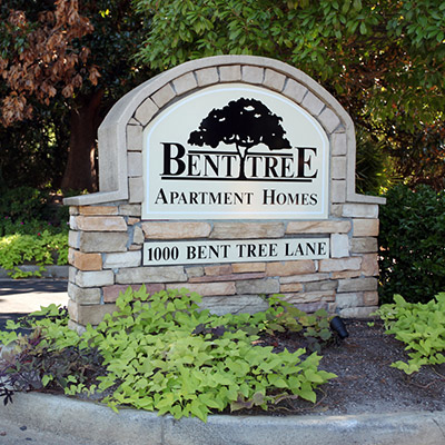 Bent Tree Apartments  DBC Real Estate Management