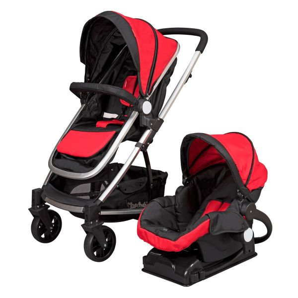 Dbebe Travel System crown roja
