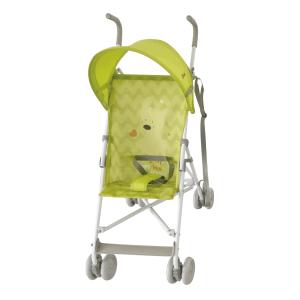Dbebe Carriola de Bastón Zoo Baby verde