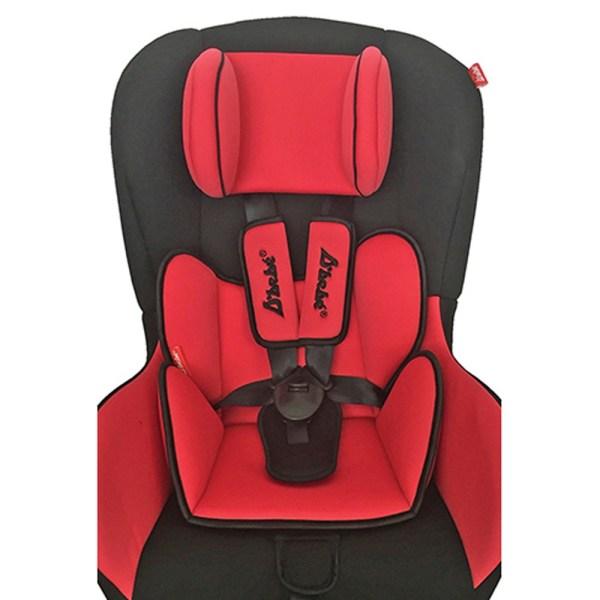 Dbebe Autoasiento Confort Rojo vista frente