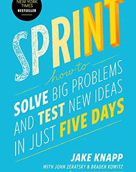 Review of 'Sprint' on UXmatters.com