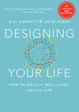 Cover of Designing Your Life