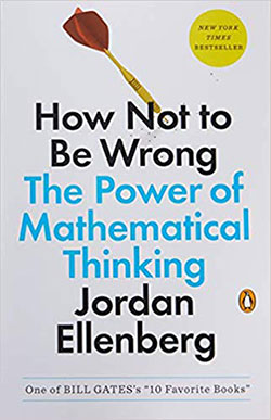 Cover of How Not to Be Wrong
