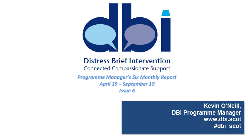 DBI Managers Report Issue 6
