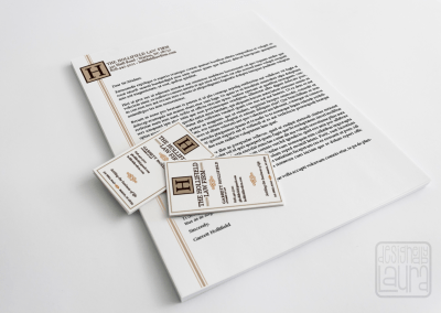 The Hollifield Law Firm | Identity Design