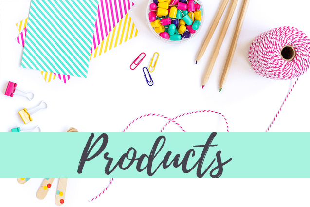 Designed by Laura | Products Development