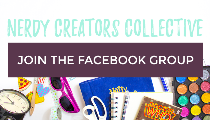 Join the Nerdy Creators Collective