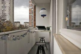 I na mini balkonu čovjek može uživati... / foto: Borko Vukosav