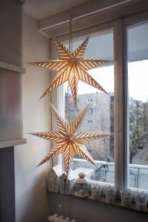 Kod nas lampice i zvijezde svjetle cijele godine / foto: Borko Vukosav