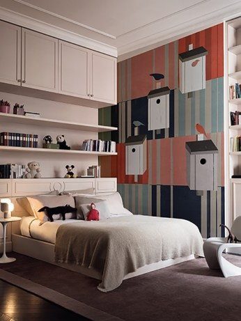 Wall&Deco, tapete Cucu, Alessandro Gottardo Shout