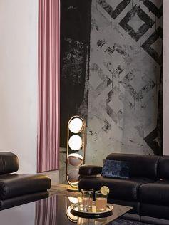 Wall&Deco, tapete Rhombus, Draga Obradović i Aurel K. Basedow