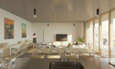 SODA arhitekti / kuća Triangl / vizualizacije