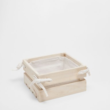 kosara za kruh, prije 89 kn, sada 49 kn, Zara Home
