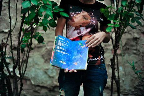 P.B. / majica: Revolver Heart