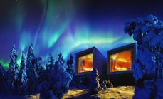 Artic Treehouse Hotel