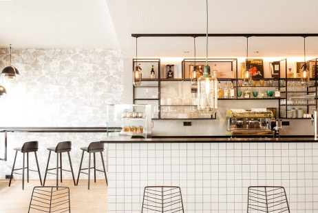 PAULY Bar Ristorante; Meissl Architects