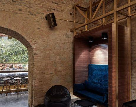 krypt.bar – Archeology in a Jazz Club; BÜRO KLK