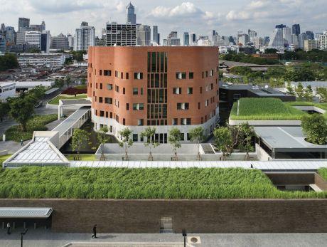 Civic, Culture and Transport Winner BVN - Australian Embassy, Bangkok, Thailand