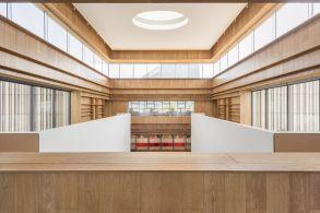 Education Winner AIM Architecture - B Campus, Shanghai, China_7
