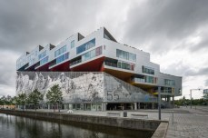 Dirk Verwoerd / Mountain dwelling, Copenhagen