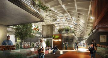 Commercial mixed-use - ANTEPE + PDG Architects - Antalya Local Products Bazaar, Antalya, Turkey / World Architecture
