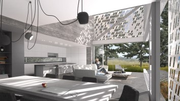 House - Modern Office of Design + Architecture - Lakeview Residence, Calgary, Canada / MoDA