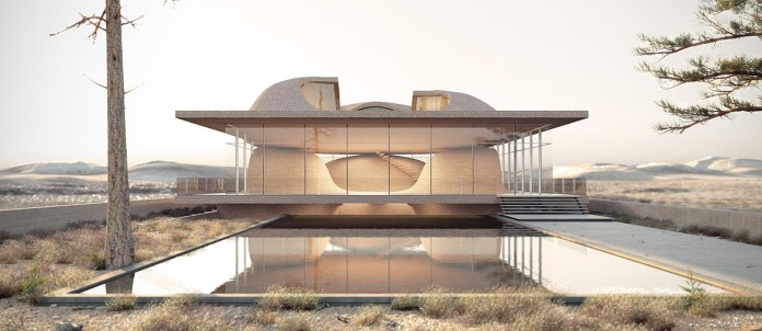House WINNER - Nextoffice - Guyim Vault House, Shiraz, Iran / World Architecture