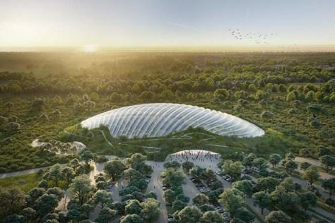 Leisure - Coldefy & Associates Architects Urban Planners - Tropicalia, Rang-du-Fliers, France / 88DesignBox