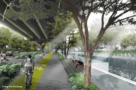Masterplanning - Shma Company Limited, 10 KM - Bangkok, Thailand / WAN Urban Challenge
