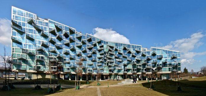 Erblin Bucaliu / VM dwelling, Copenhagen