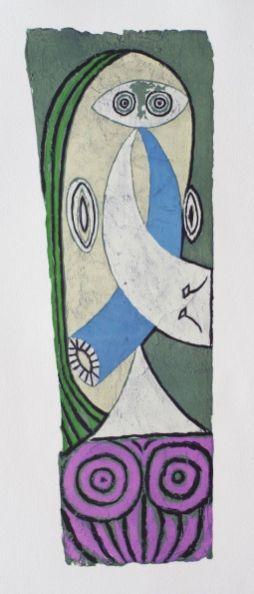 Picasso-Femme