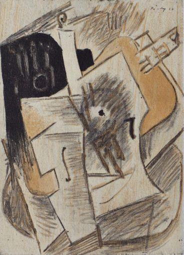 Picasso-Guitare-et-violon