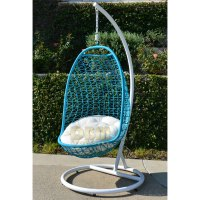 wicker egg swing chair - 28 images - large outdoor wicker ...