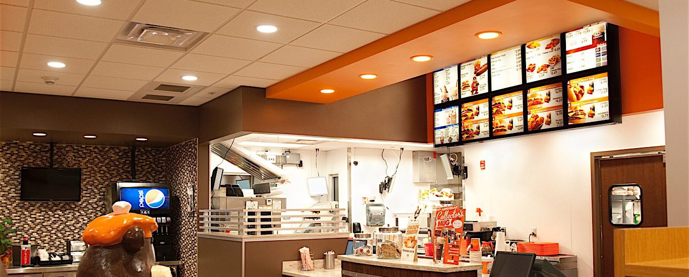 Fast Food Restaurants Questions