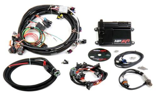 small resolution of holley efi 550 602 hp ecu plug and play harness for gm kuryakyn trailer wiring harness plug and play engine