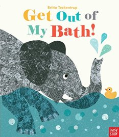 """Get Out of My Bath"" book cover"