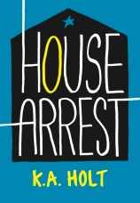 """House Arrest"" book cover"
