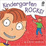 Kindergarten Rocks! book cover