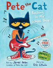 Pete the Cat: Rocking in My School Shoes book cover