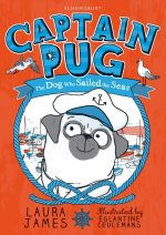 Captain Pug book cover
